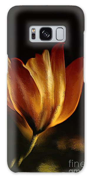 Stand Alone Galaxy Case by Elaine Manley