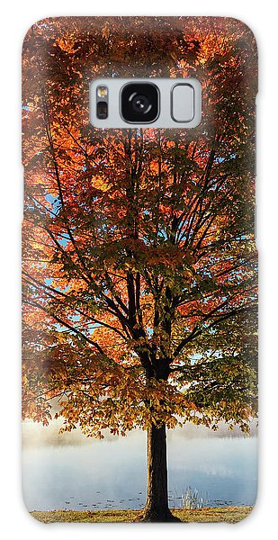 Autumn Galaxy Case - Stand Tall by Aaron Burden