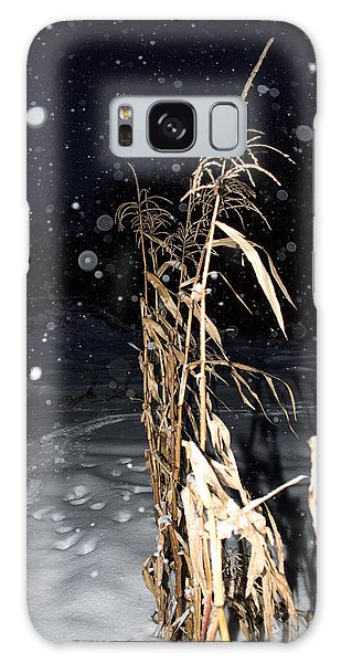 Stand Tall Galaxy Case by Annette Berglund