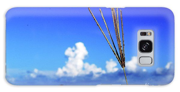 Galaxy Case featuring the photograph Standing Tall by Gary Wonning