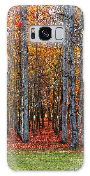 Standing Tall On The Natchez Trace Galaxy Case
