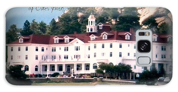 Stanley Hotel Galaxy Case by Michelle Frizzell-Thompson
