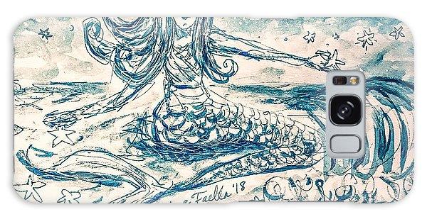 Star Bearer Mermaid Galaxy Case
