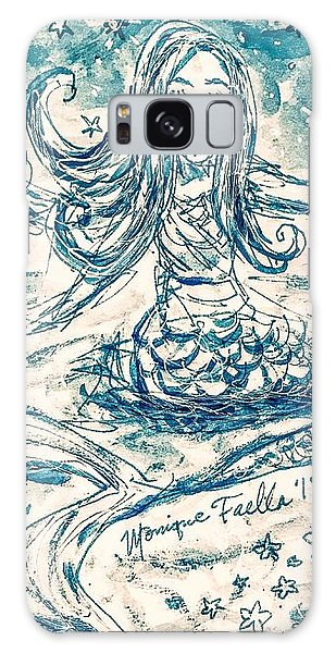 Star Bearer Mermaid Galaxy Case