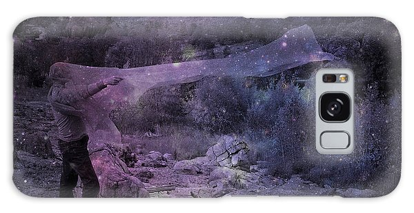 Star Catcher Galaxy Case