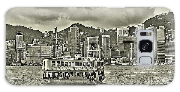 Star Ferry In Hong Kong Galaxy Case