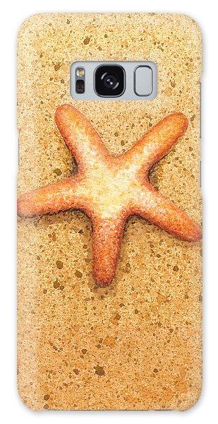 Star Fish Galaxy Case