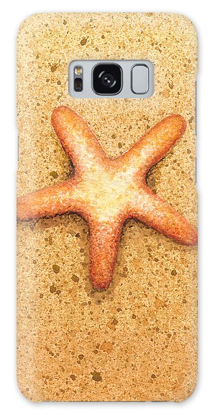 Stars Galaxy Case - Star Fish by Katherine Young-Beck