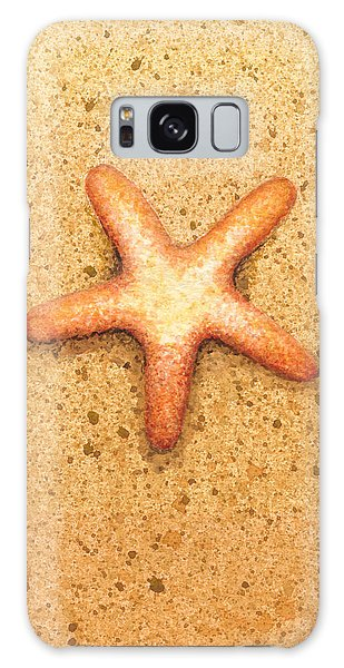 Star Fish Galaxy Case by Katherine Young-Beck