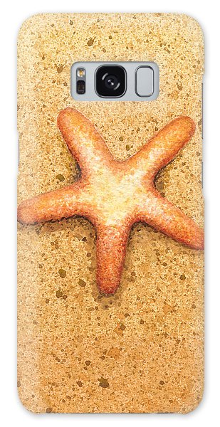 Fish Galaxy S8 Case - Star Fish by Katherine Young-Beck