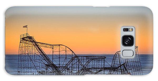 Star Jet Roller Coaster Ride  Galaxy Case