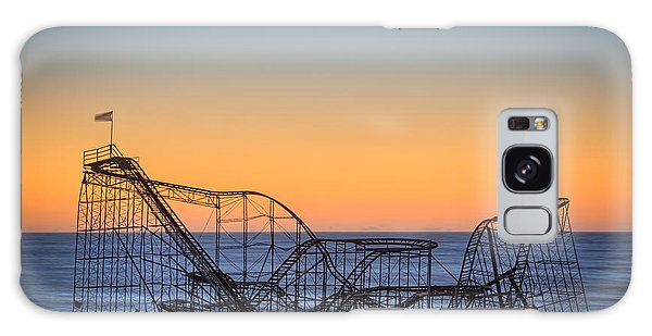 Star Jet Roller Coaster Ride  Galaxy Case