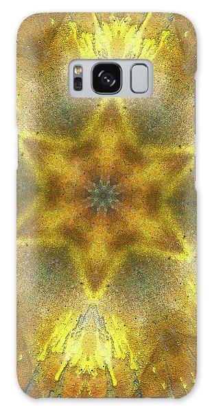 Repeat Galaxy Case - Star Kaleidoscope by Wim Lanclus