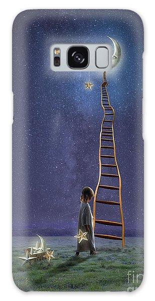 Star Keeper Galaxy Case