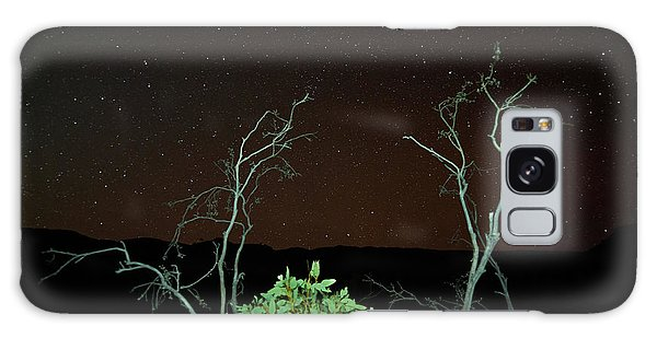 Star Light Star Bright Galaxy Case by Paul Svensen