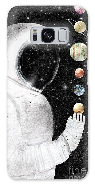Outer Space Galaxy Case - Star Man by Bri Buckley