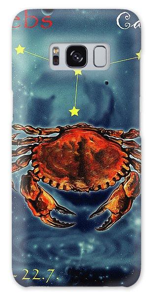 Galaxy Case - Star Of Cancer by Johannes Margreiter
