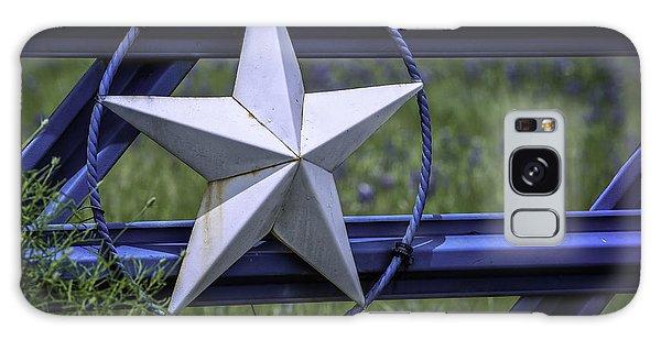 Star Of Texas Galaxy Case
