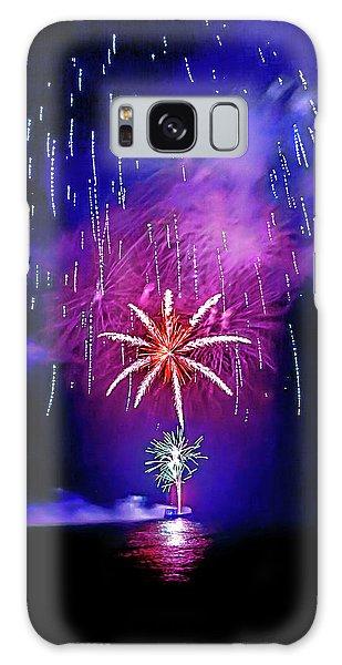 Fireworks Galaxy Case - Star Of The Night by Az Jackson