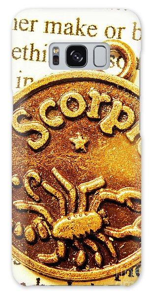 Mythology Galaxy Case - Star Sign In Scorpio by Jorgo Photography - Wall Art Gallery