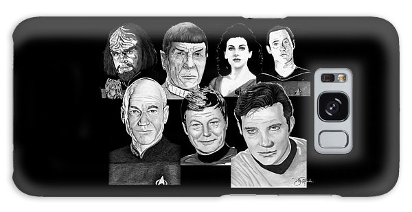 Star Trek Crew Galaxy Case