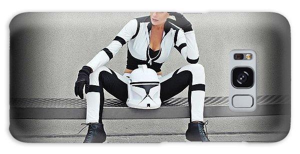Nerd Galaxy Case - Star Wars By Knight 2000 Photography- Clone Trooper by Laura Michelle Corbin