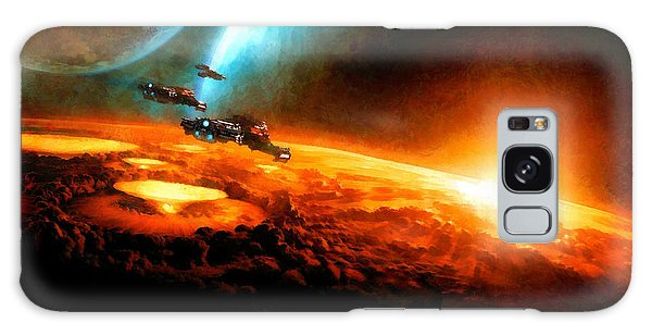 Star Wars In Space - Da Galaxy Case
