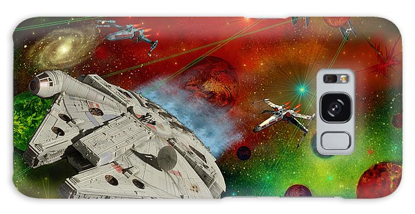 Star Wars Galaxy Case