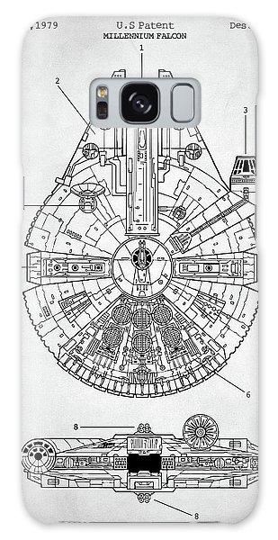 Galaxy Case - Star Wars Millennium Falcon Patent by Zapista Zapista