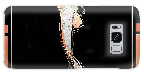 Starcrossed Lovers Galaxy Case