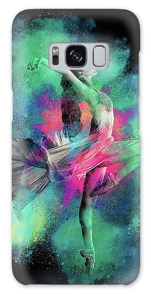 Stardust Dancer Galaxy Case