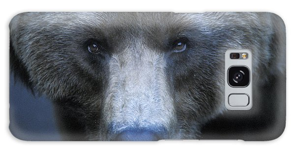 Stare Down Galaxy Case by Sandra Bronstein