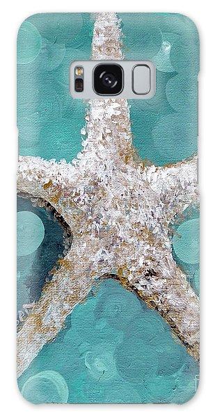 Starfish Goldie Galaxy Case