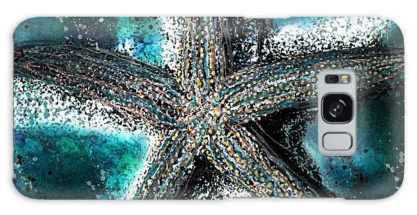 Starfish Ocean Deep Galaxy Case