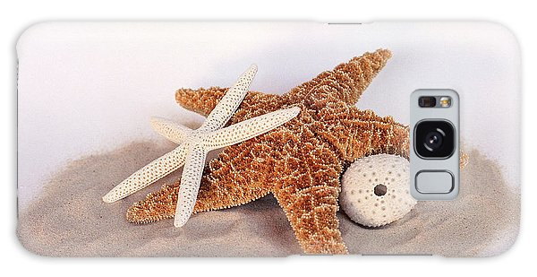 Starfish Still Life Galaxy Case