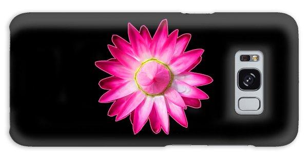 Starflower Opening  Mandala Galaxy Case