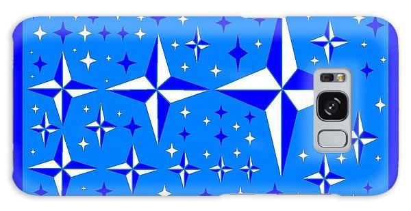 Starlight 9 Galaxy Case by Linda Velasquez