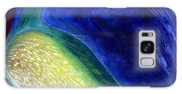 Feather Stars Galaxy Case - Starlight by Nancy Moniz
