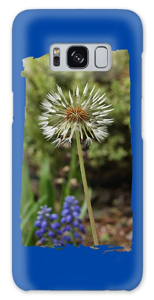 Starry Dandelion Galaxy Case
