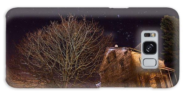 Starry Night Farmhouse Galaxy Case