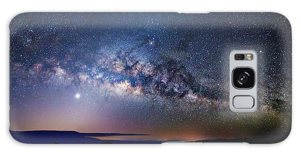 Starry Night Georgian Bay Galaxy Case
