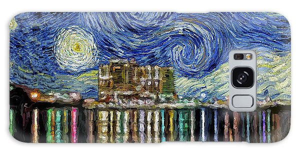 Starry Night In Destin Galaxy Case