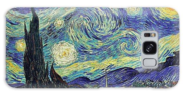 Starry Night Galaxy Case