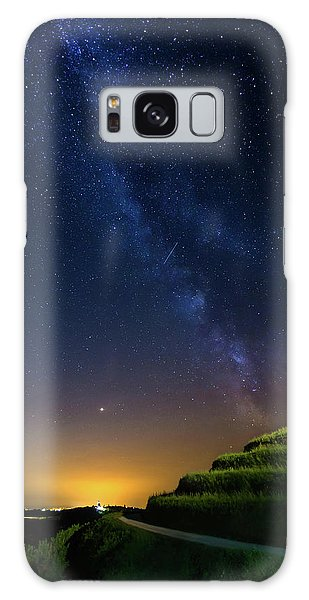 Starry Sky Above Me Galaxy Case