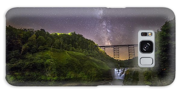 Starry Sky At Letchworth Galaxy Case
