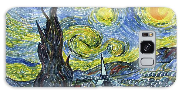 Starry, Starry Night Galaxy Case
