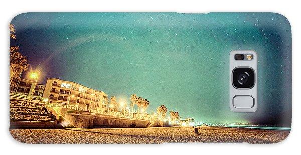 Starry Starry Pacific Beach Galaxy Case