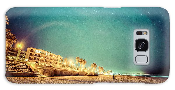 Starry Starry Pacific Beach Galaxy Case