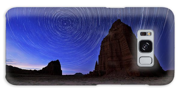 Temple Galaxy Case - Stars Above The Moon by Chad Dutson