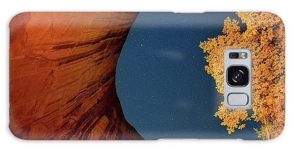 Stars Over Canyon Galaxy Case